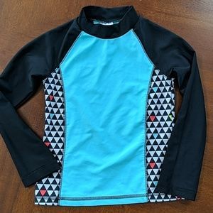 Euc Circo xs (4/5) rash guard